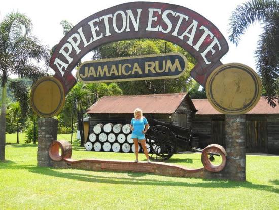 Appleton Estate Jamaica Rum Tour