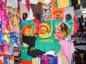 Negril craft market shopping in jamaica jamaica airport for Jamaican arts and crafts for sale